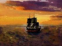 ship-on-ocean