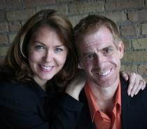 Heidi and Brad Stokes