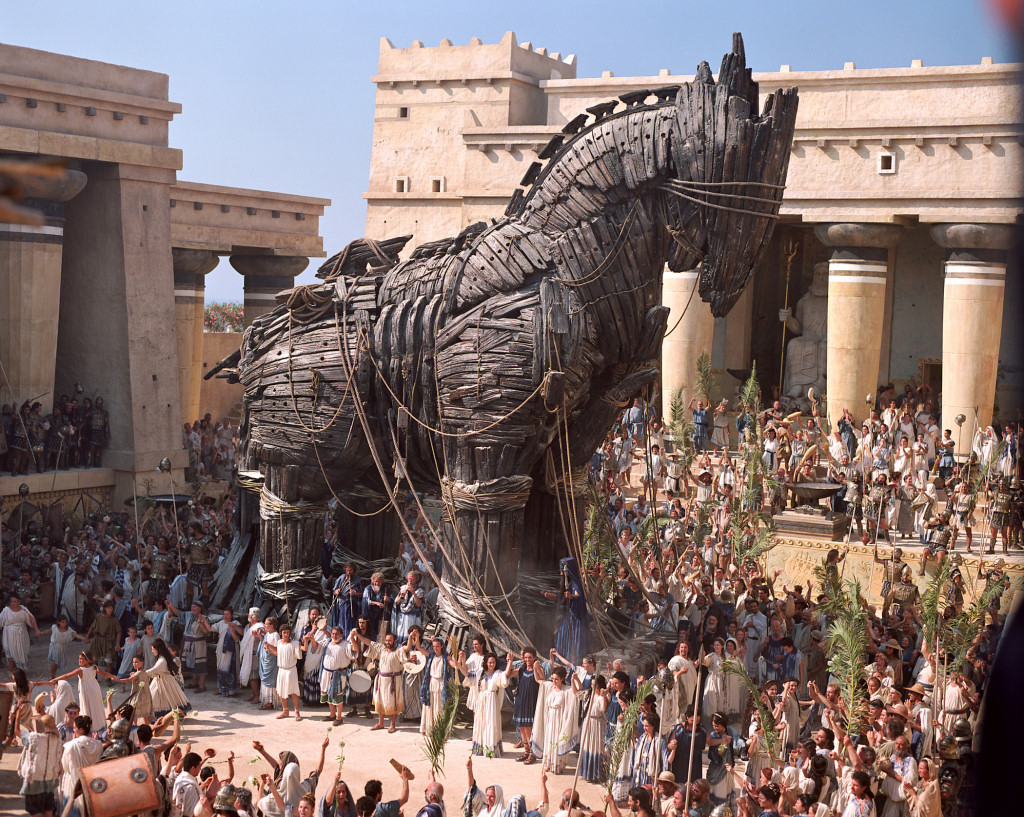 did the trojan war actually occur The narrative was what mattered, so a true story was a story that made sense  in a literary way in the case of the trojan horse, the story had.