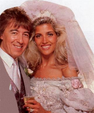 Bill Wyman marriage
