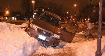 car-in-snowbank