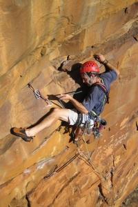 man-rock-climbing