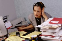 stressed-out-woman-working-at-desk
