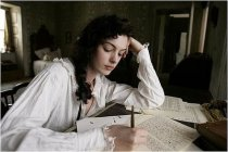 woman-writing-a-book-longhand