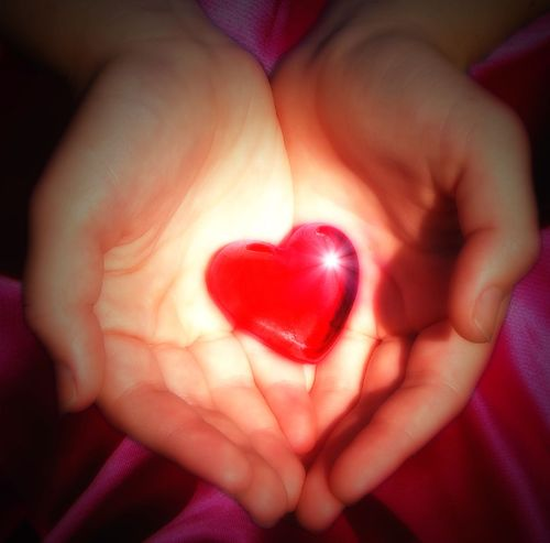 Your Heart Can Heal the World