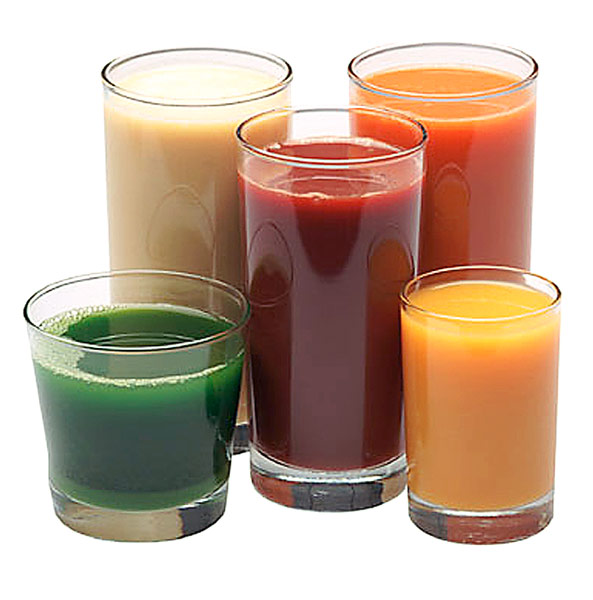 Today I ended an eight-day juice feast (or juice fast as I used to ...