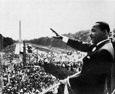 Martin Luther King quotes and I Have a Dream speech in full as he appears in Doctor Who