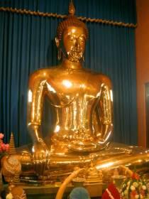 The Golden Buddha Triumph Of The Spirit