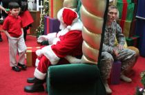 boy-santa-claus-father-military-hiding
