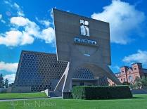 The church at St. John's University (courtesy of Jon Nelson)