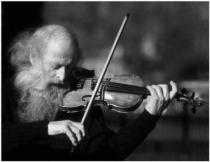 old-man-with-beard-playing-violin