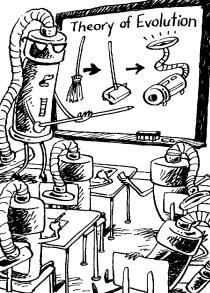 vacuum-evolution