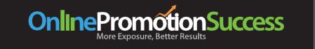 online-promotion-success-logo