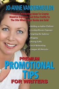 premium-promotional-tips-writers-jo-anne-vandermeulen-book-cover