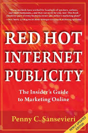 red-hot-internet-publicity-penny-sensevieri-book-cover