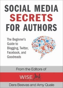 social-media-secrets-for-authors-book-cover-wise-in-amy-quale-dara-beevas