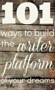 writer-platform-101-ways