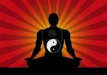 sihouette-meditating