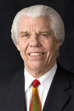 Businessman and philanthropist Bill Austin