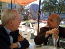 two-men-having-lunch-talking