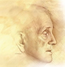 elderly-man-alzheimers-illustration