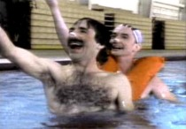 Harry Shearer and Martin Short in an all-time classic film